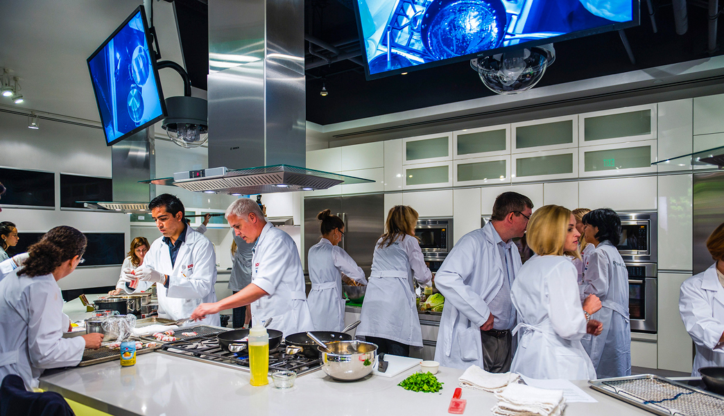 BSH Experience & Design Center - Bosch Kitchen