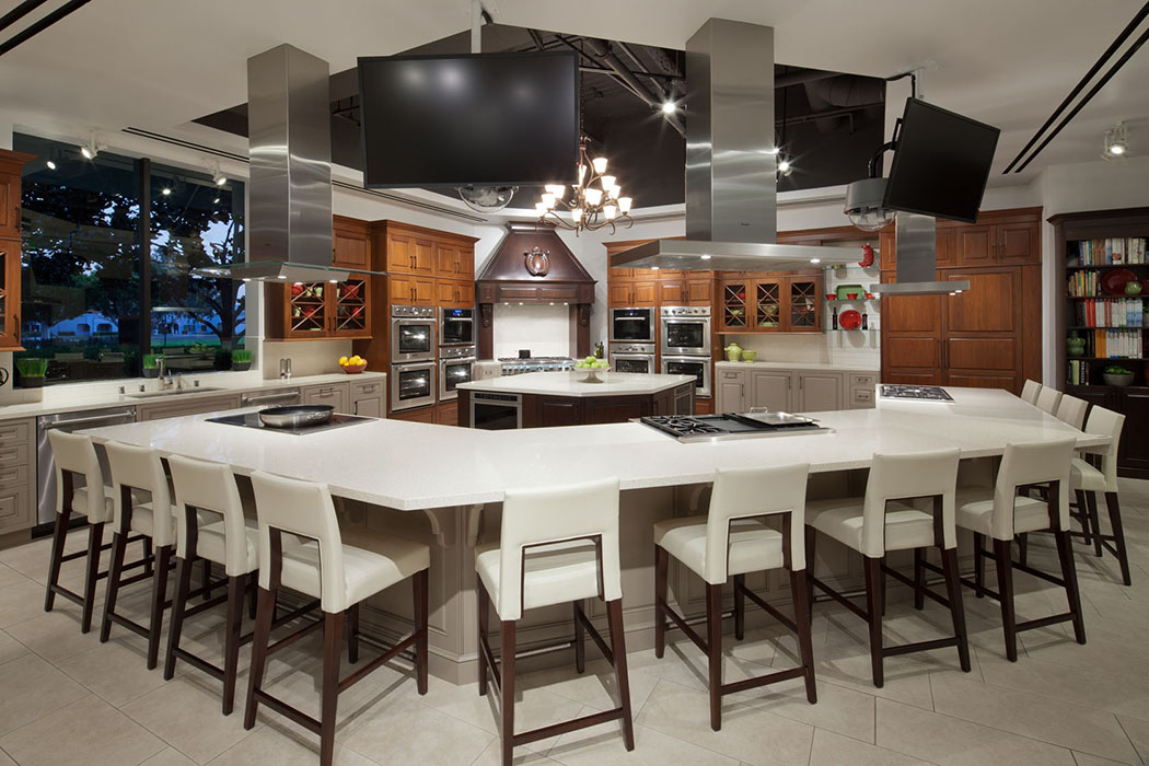 Bsh Experience Design Center Thermador Kitchen