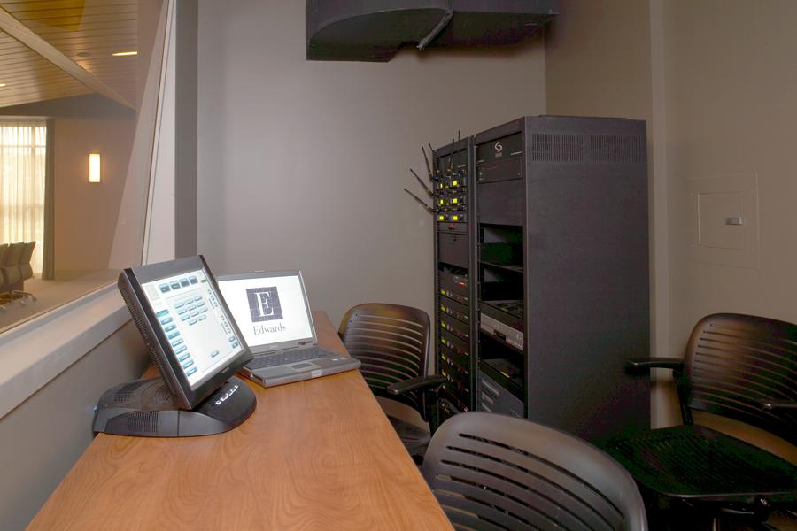 Edwards Lifesciences - Control Room