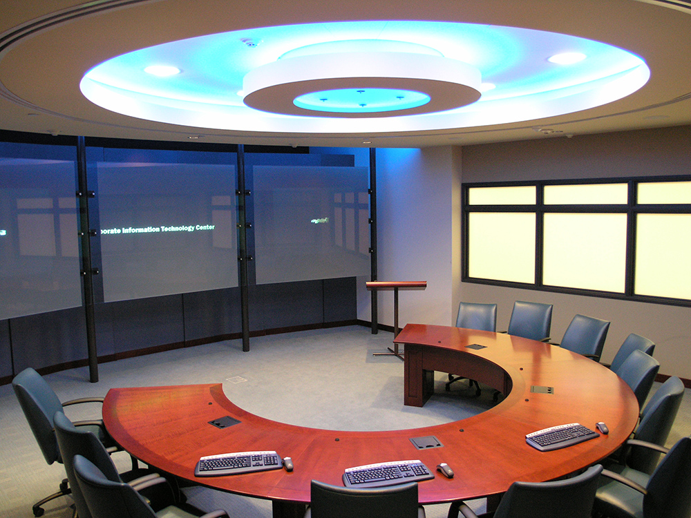 First American Corporation Data Center - Briefing Room