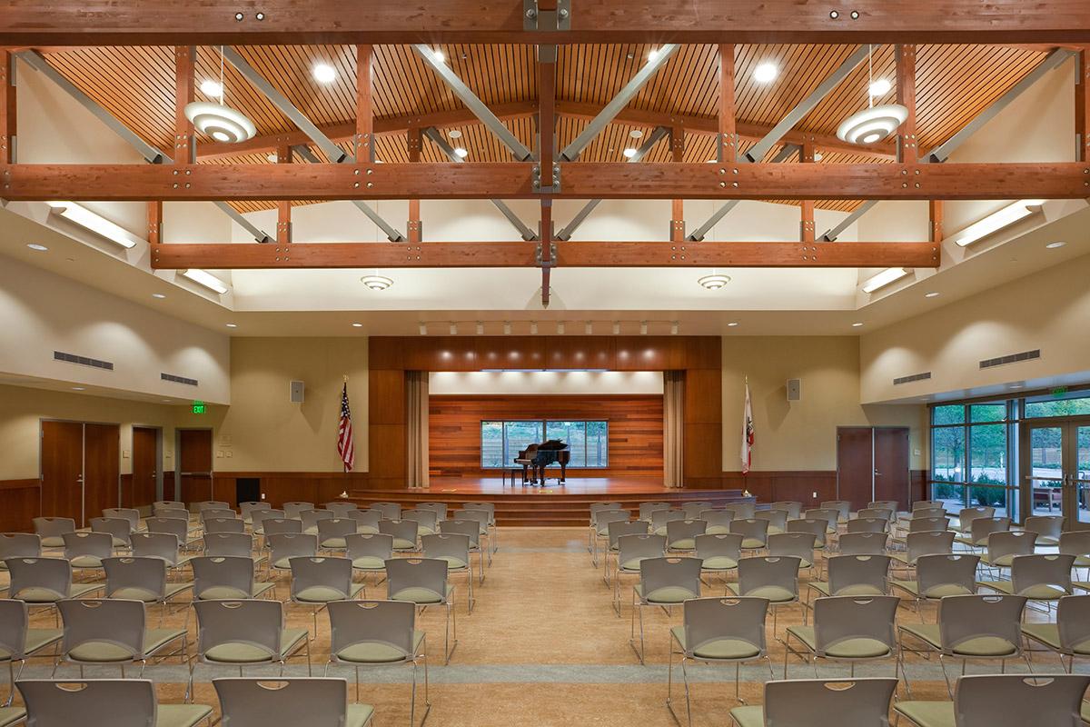 Oasis Senior Center - Auditorium