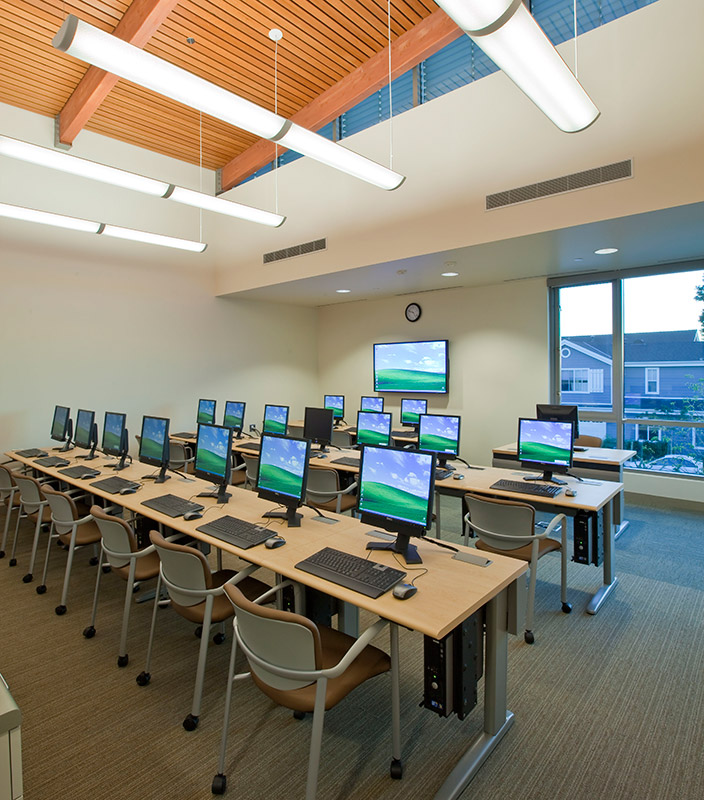 Oasis Senior Center - Classroom
