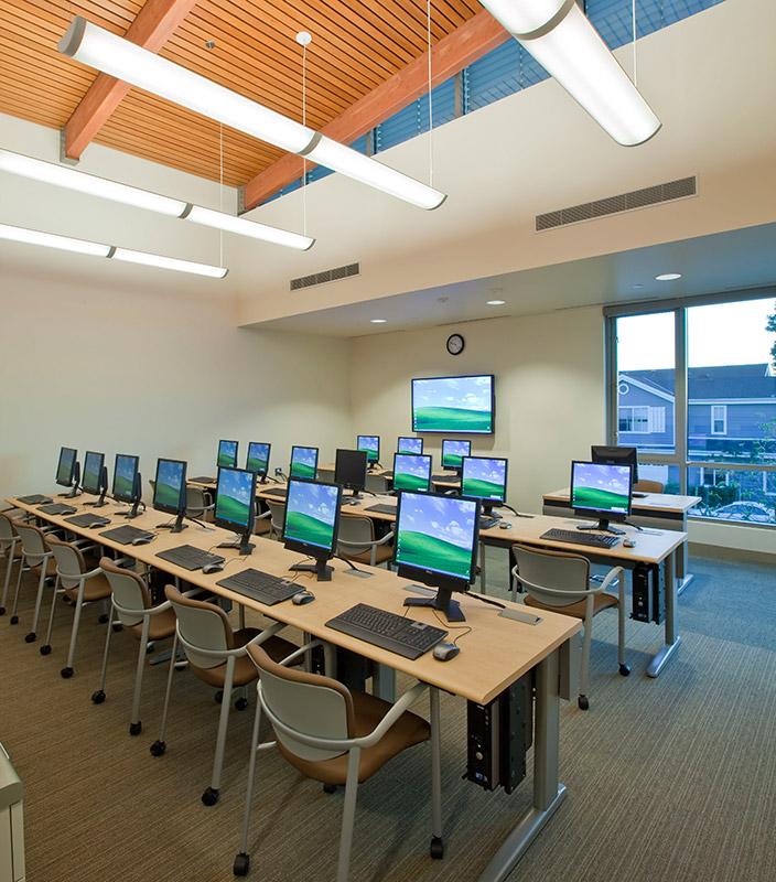 Oasis Senior Center - Classroom
