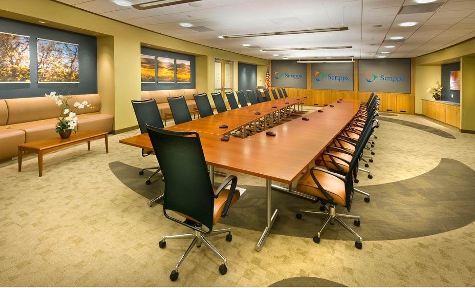 Scripps Health - Boardroom/Emergency Command Center