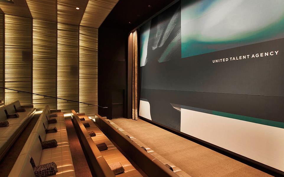 United Talent Agency - Screening Room