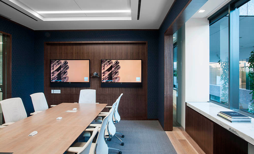 United Talent Agency - Videoconference Room