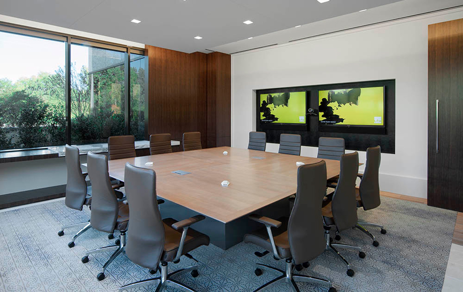United Talent Agency -Videoconference Room